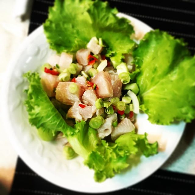 Raw Tuna in the Philippines