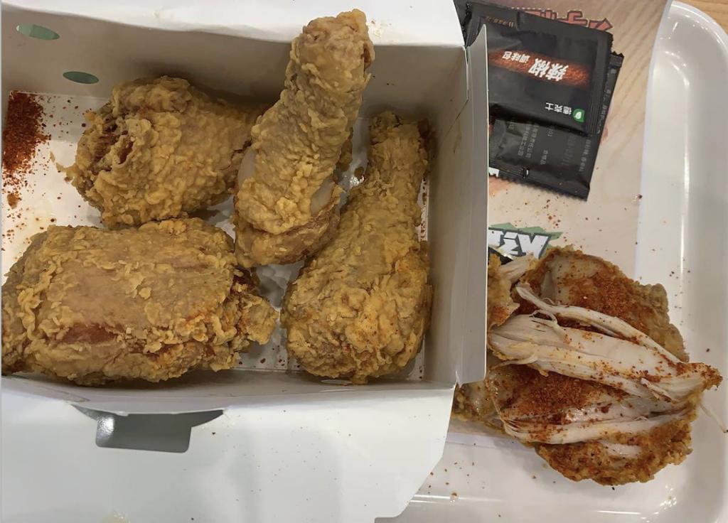 chicken at dicos