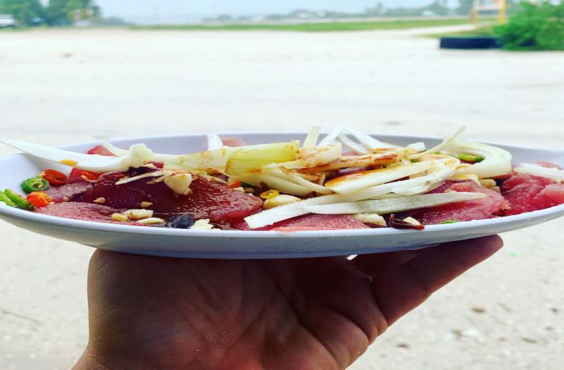 Nauru Food - Nauru Cuisine