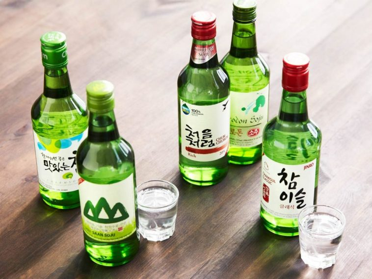 Drink Soju | The Street Food Guy