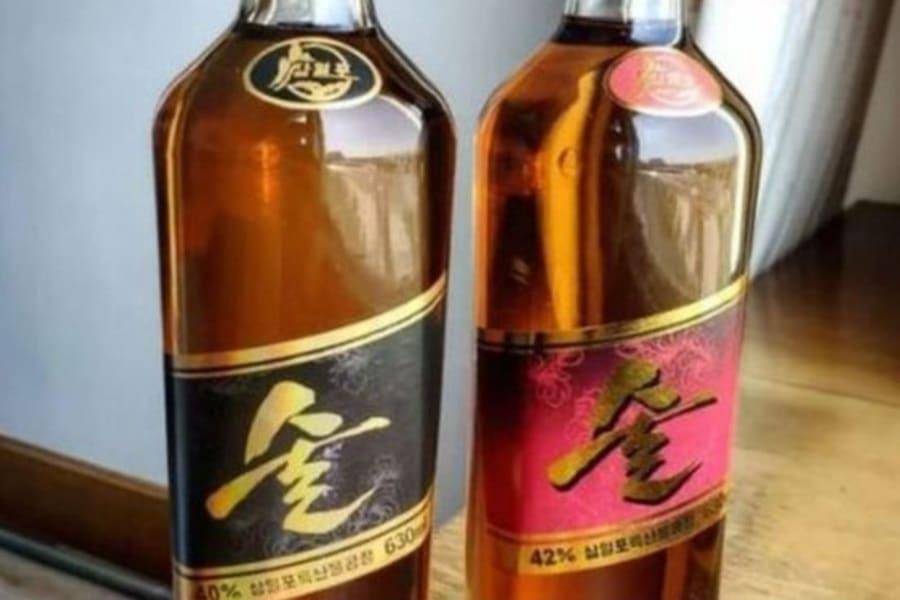 north korean whisky