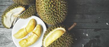 durian vs jackfruit