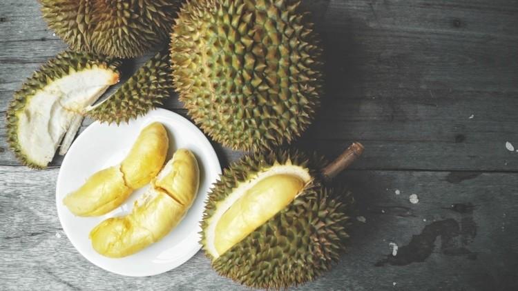 durian vs jackfruit