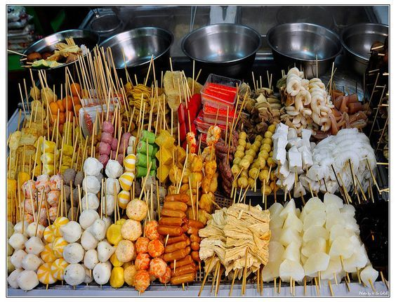 Macao street foods