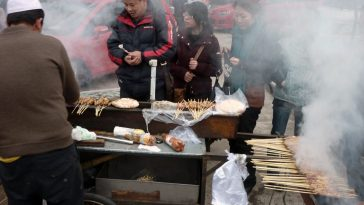 Yiwu Street Food