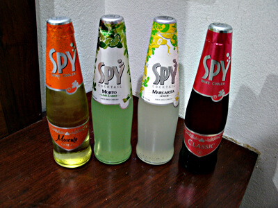 Spy Wine Cooler