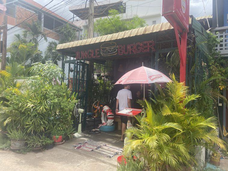 best burger in Siem Reap