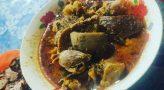 Dog Meat in Siem Reap