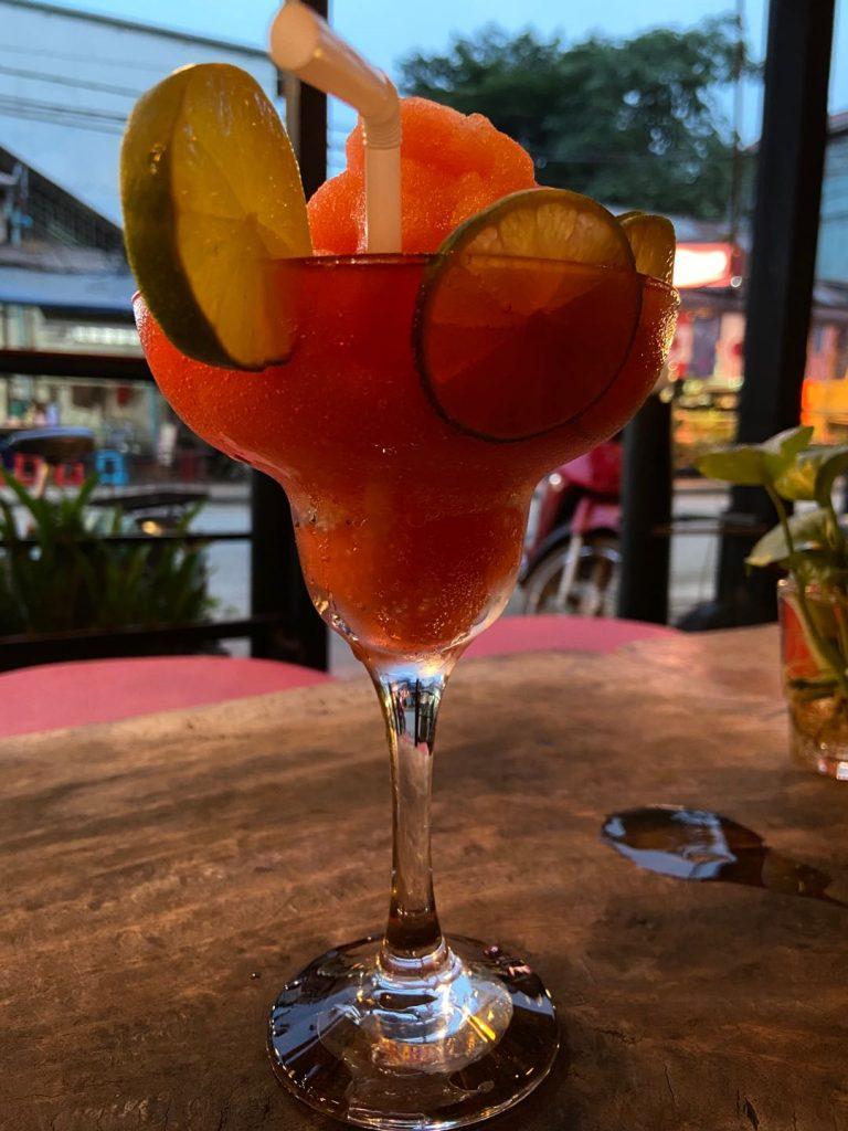 The Live Corner Siem Reap drinks