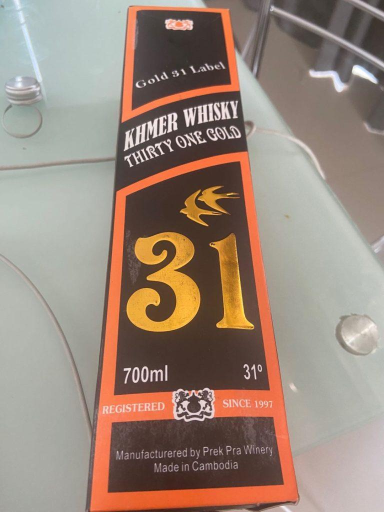 Khmer Whisky