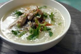 vietnamese duck congee