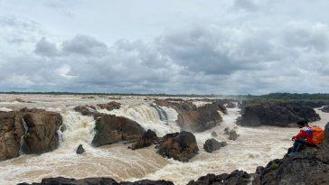 Sopheakmit waterfall