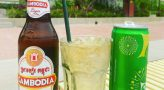 Cambodia beer vs Angkor Beer
