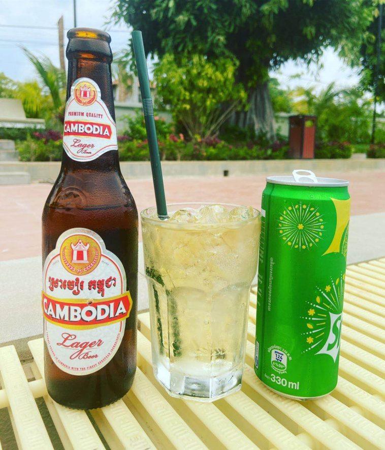 Cambodia beer vs Angkor Beer