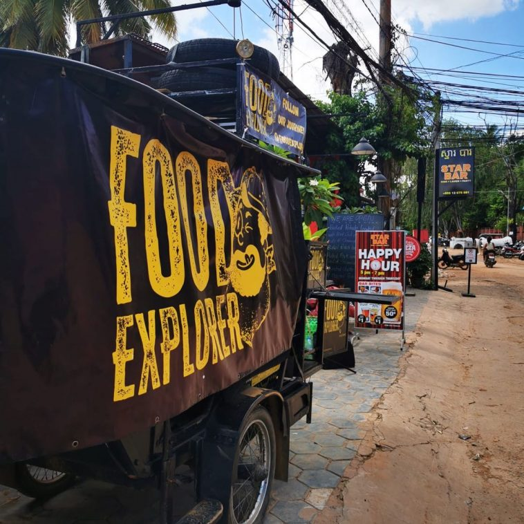 Food Explorer - best restaurants in Siem Reap