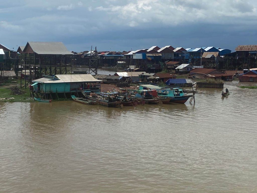 Floating Village Siem Reap