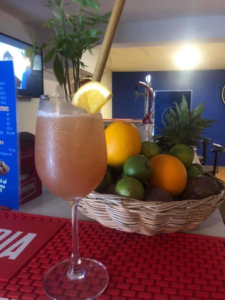 cocktail at jds bar siem reap