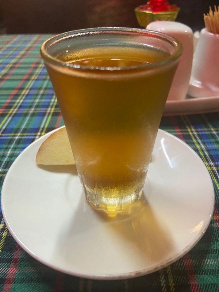 plum moonshine at Jungle Cat Phnom Penh