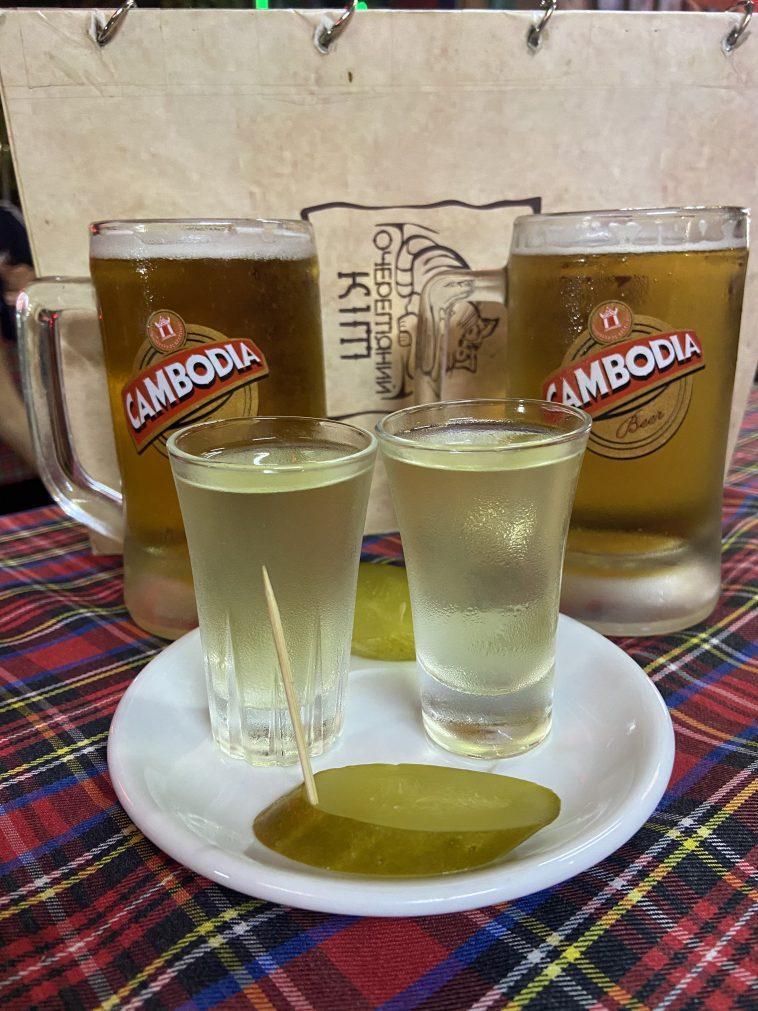Best moonshine Phnom Penh
