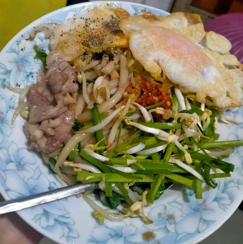 Mie goreng Kamboja