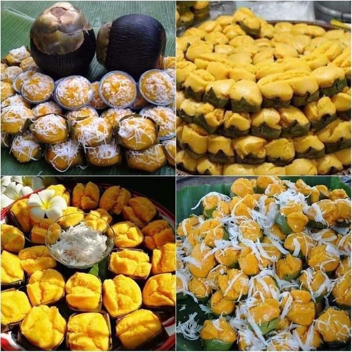 Dessert Gula Aren Kamboja