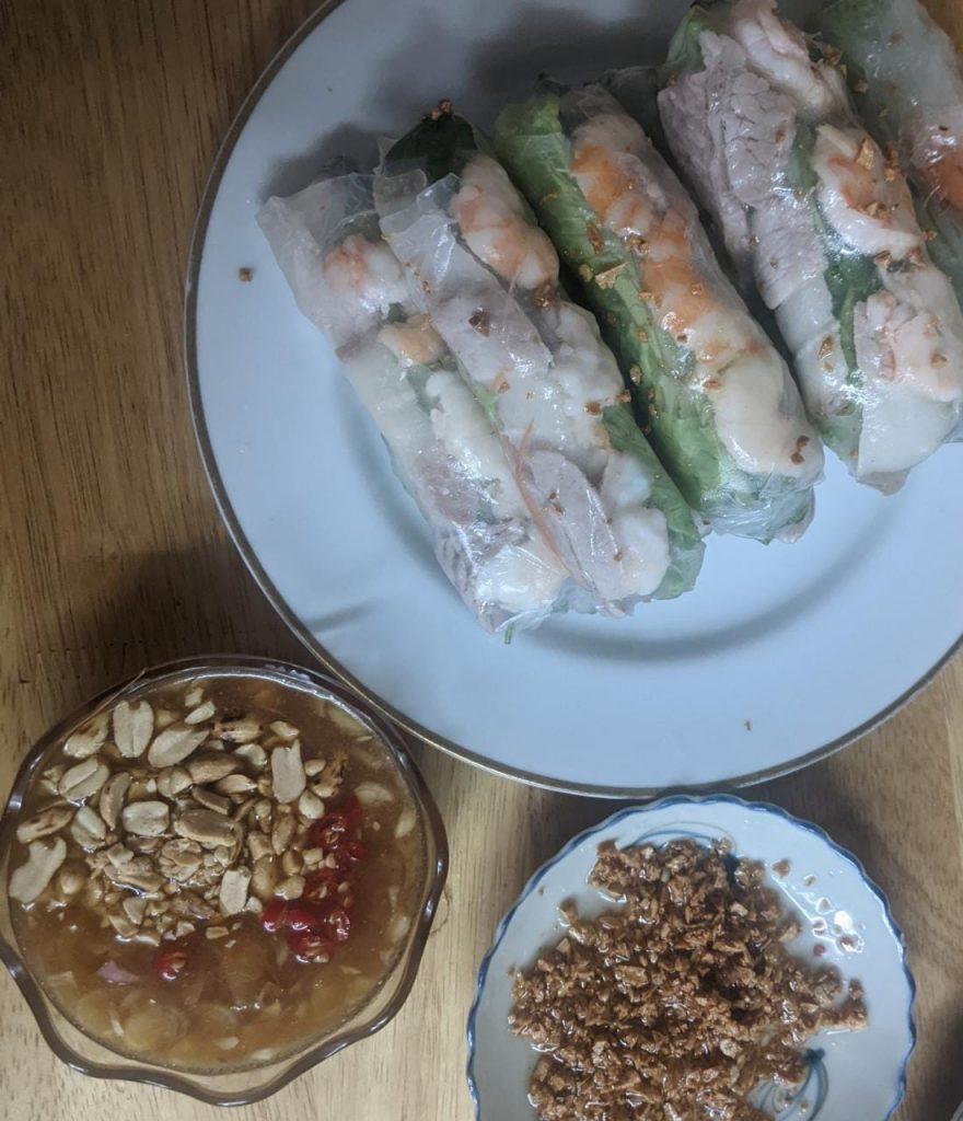 makanan jalanan Phnom Penh