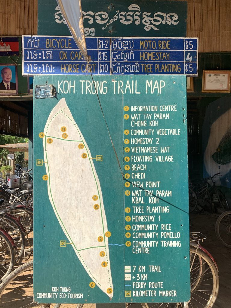 Koh Trong Guide