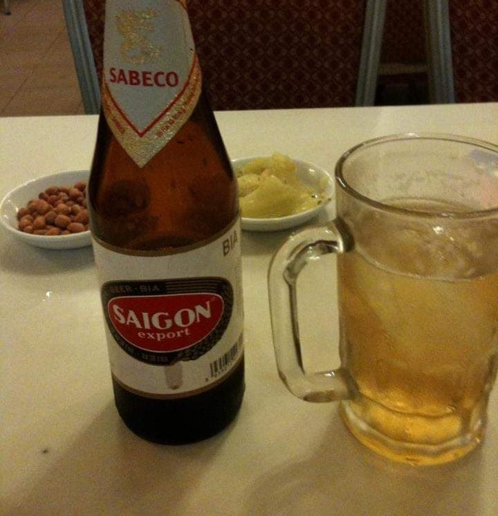 Beer with Ice
