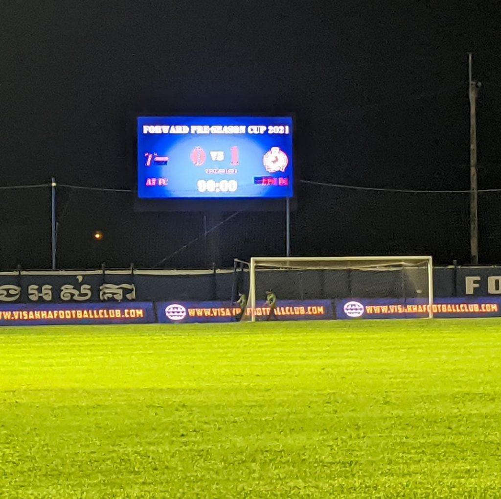 Football in Cambodia