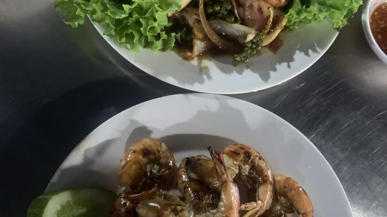 Street Food Koh Kong