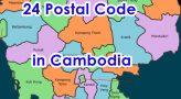 Phnom Penh postcode