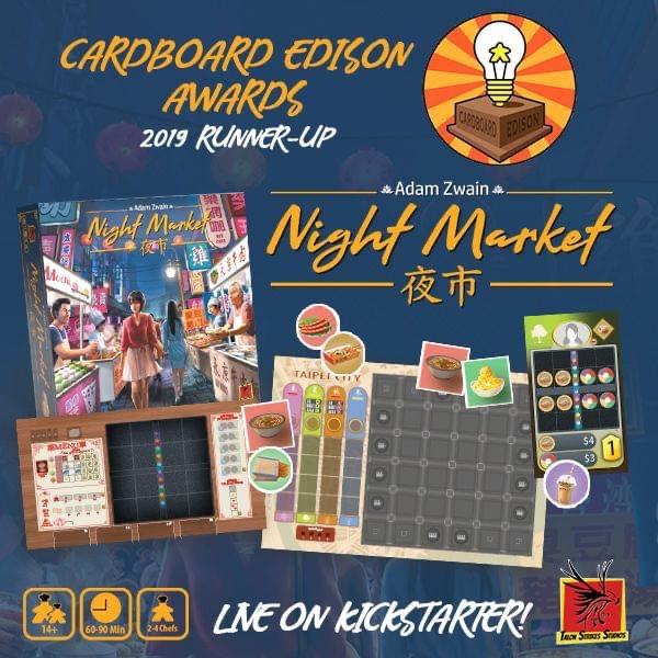 Night Market by Talon Strikes Studios